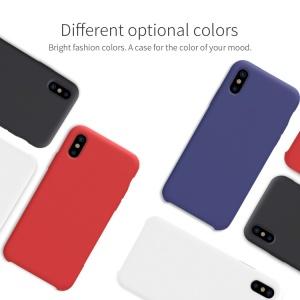 Ốp lưng Nillkin Flex màu trơn iPhone X